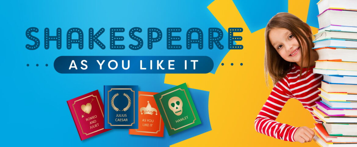 Holiday Programme - Shakespeare, As You Like It