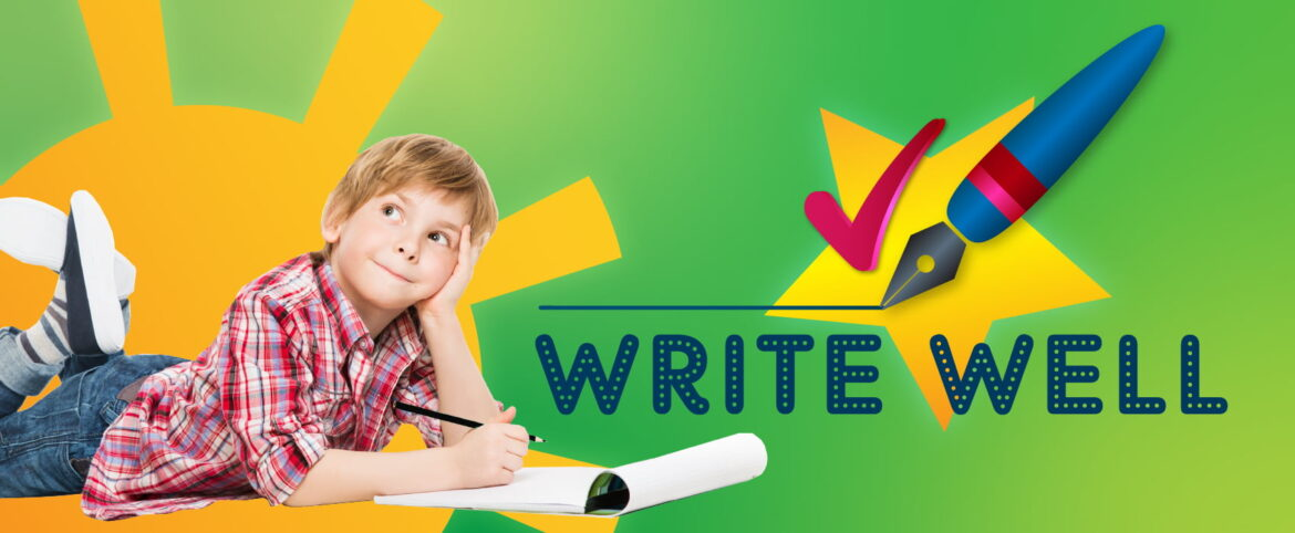 Holiday Programme - Write Well